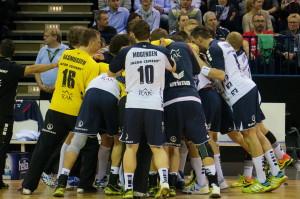 HBL Final4 2014 - SG Spielbeginn