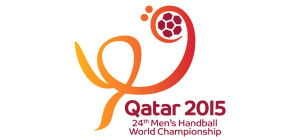 WM 2015 Qatar Logo