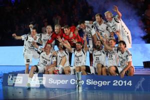 Supercup Sieger 2014 - THW Kiel