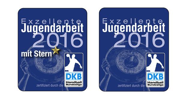 HBL Jugendzertifikat mit Stern 2016