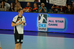 Finn Lemke - Ein wichtiger Bestandteil auf Halbrechts des Europameisters.