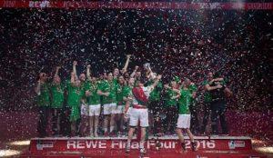 SC Magdeburg DHB Pokalsieger 2016