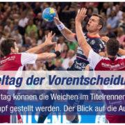 Handball4You - 1. HBL 33. Spieltag