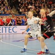 THW Kiel vs HC Erlangen HBL November 2019